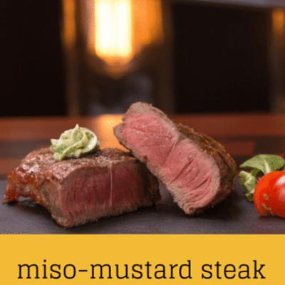 miso-mustard-steak-