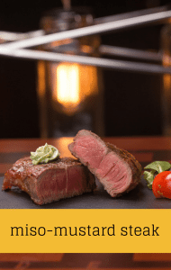 GMA: Jean-Georges Roasted New York Striploin Recipe with Miso-Mustard