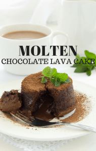 Good Morning America: Jean-Georges Molten Chocolate Cakes Recipe