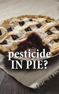 Drs: Allergic Reaction To Pesticide Residue + Are Doctors Bad Drivers?