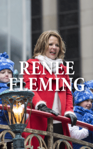 Live!: Renee Fleming Prince William & Kate + Sleigh Ride