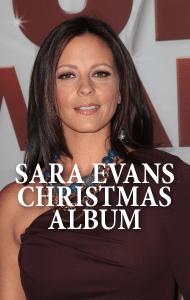 """Kelly & Michael: Sara Evans 'Nashville' + """"At Christmas"""" Review"""