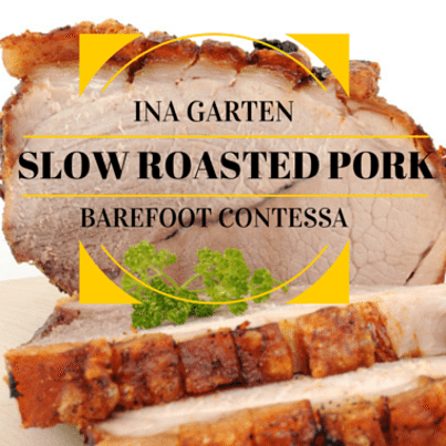 The chew ina garten slow roasted spiced pork recipe - Ina garten baking recipes ...