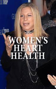 Dr Oz: Barbra Streisand Women's Heart Center + Heart Disease Risk Factors