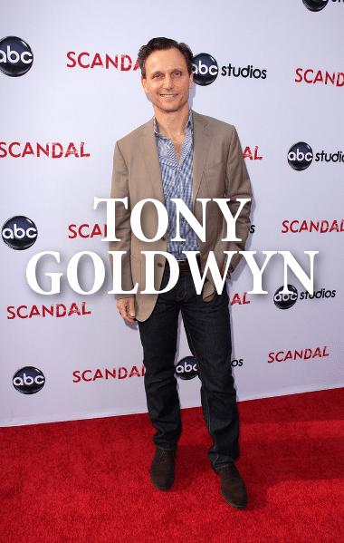Kelly & Michael: Tony Goldwyn 'Scandal'