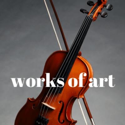60 Minutes: Sparkle to the Sound, Cremona & Stradivarius Violins