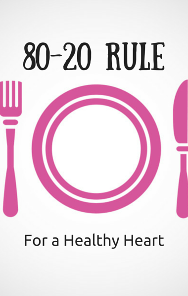 Dr Oz: Lower Your Risk Of Heart Disease + 80/20 Eating Rule