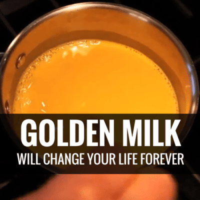 Golden Milk Recipe: 15 Reasons You MUST Drink Turmeric