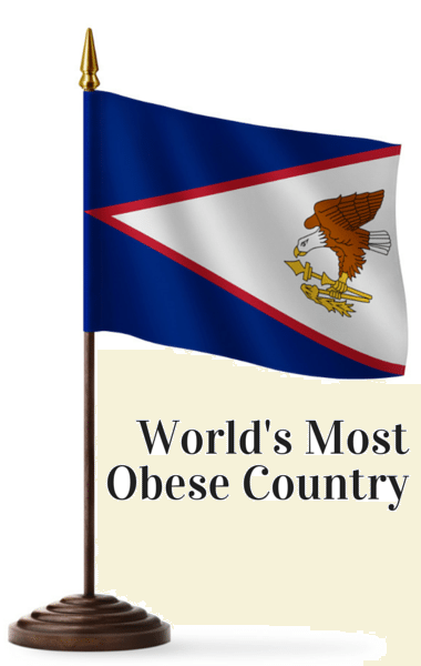 Drs: Obese Plus-Sized Model + World's Most Obese Country