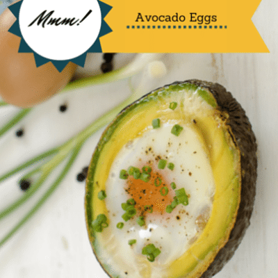 The Drs: Easy Hard Boiled Eggs + Eggs In Avocados Recipe