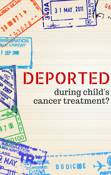 Drs: Fighting Cancer & Deportation + Graft-Versus-Host Disease