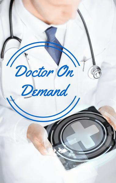 The Doctors: Doctor On Demand App + Flu Shot Effectiveness