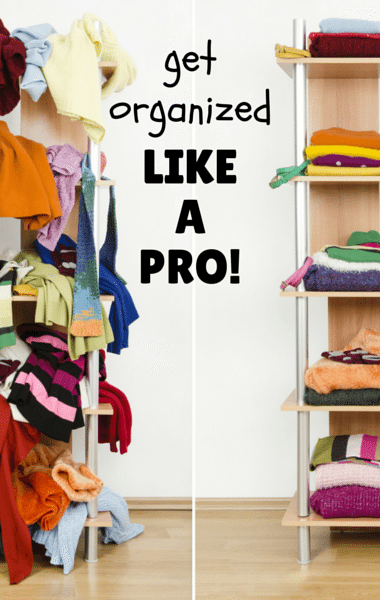 Dr Oz: De-Clutter & Organize Your Home To Reduce Stress