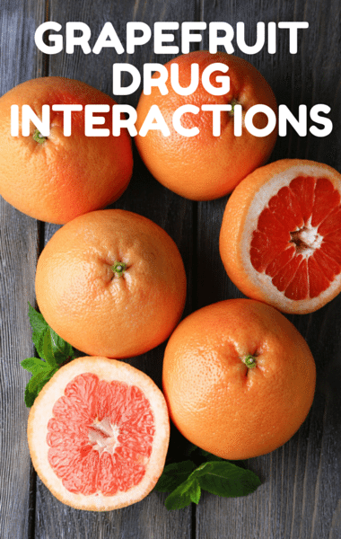 grapefruit interactions with drugs Although several medications and supplements do interact with lisinopril, it is not among the drugs that have a well-known interaction with grapefruit juice and other grapefruit products video of the day.