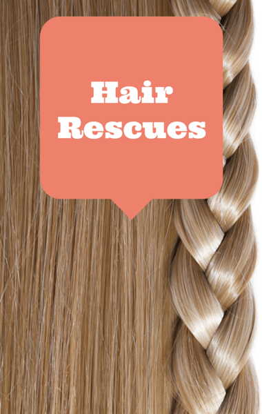 Dr Oz: Emergency Solutions For Greasy Hair & Dry Split Ends