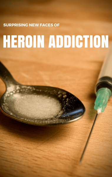 Dr Oz: Surprising Faces Of Heroin Addiction + Prevention