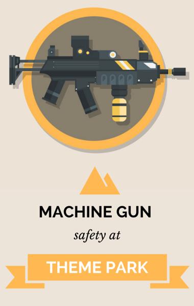 The Doctors: Machine Gun Theme Park + Child Weapon Safety