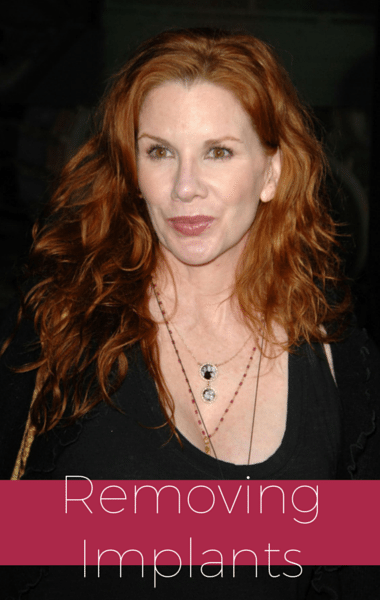 Dr Oz: Melissa Gilbert Breast Implant Removal + Body Image