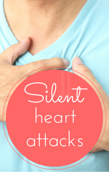 Dr Oz: What Are Silent Heart Attacks? + How To Spot The Signs