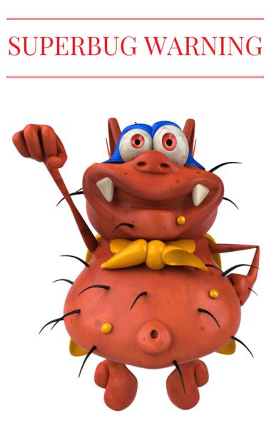 Dr Oz: Sanjay Gupta Resistant Super Bug, Cholesterol & More