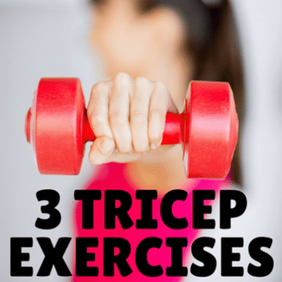 Dr Oz: At-Home Arm Workout + Tricep Kickbacks & Extensions