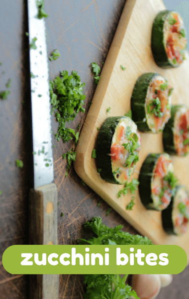 Dr Oz: Quick Healthy Dinners + Zucchini Pizza Bites Recipe