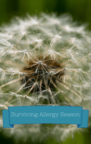 Dr Oz: Avoid Allergy Symptoms + Nasacort Nasal Spray