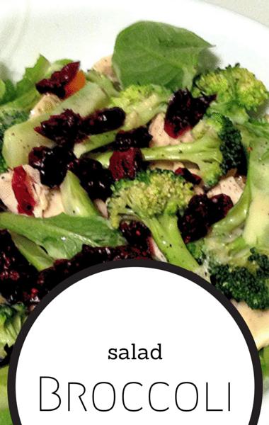America S Test Kitchen Broccoli Salad