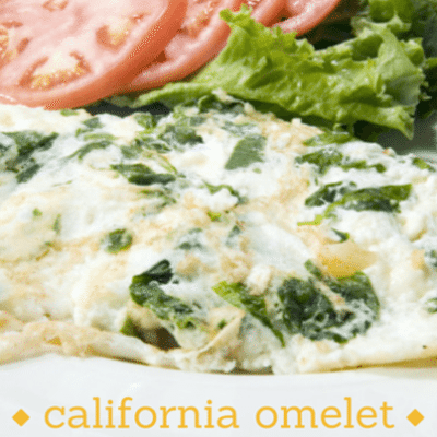 Drs: Tips To Help You Slim Down + California Omelet Recipe