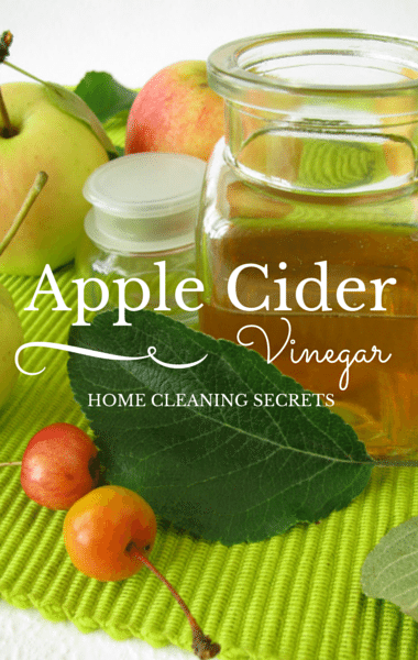 Dr Oz: Uses For Apple Cider Vinegar + House Cleaner & Foot Soak