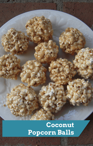 The Doctors: Healthy Sweets + Coconut Popcorn Balls Recipe
