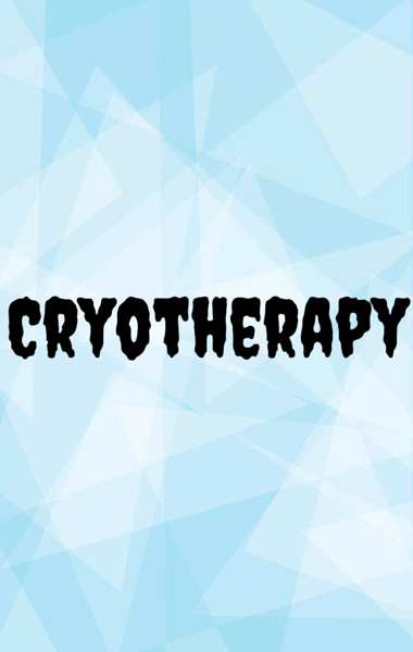 Drs: Whole Body Cryotherapy + Freezing Temps Relieve Pain