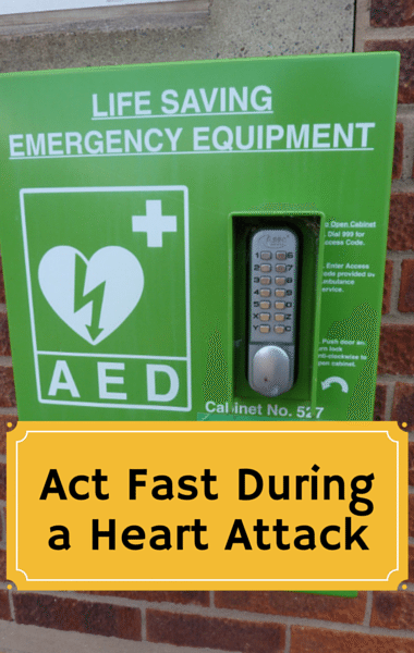 Dr Oz: How To Use An AED To Save A Life During Cardiac Arrest