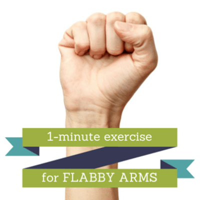 Dr Oz: 5-Minute Fat Burning Workout + Exercise For Flabby Arms