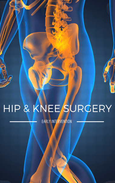 Drs IV League: Hip & Knee Pain Surgery + Lasik Eye Procedure