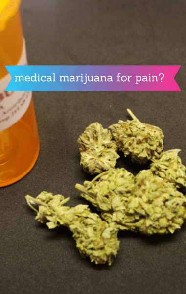 Dr Oz: Medical Marijuana Instead Of Opiates For Chronic Pain
