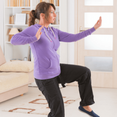 Dr Oz: QiGong Exercises For Stress Relief & Pain Reduction
