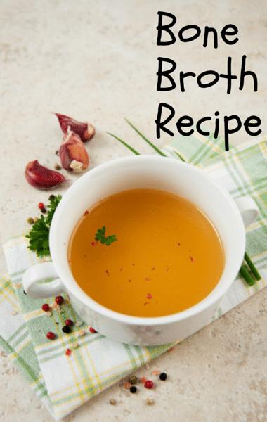 Dr Oz: Bone Broth Recipe + Natural Energy & Immunity Boost
