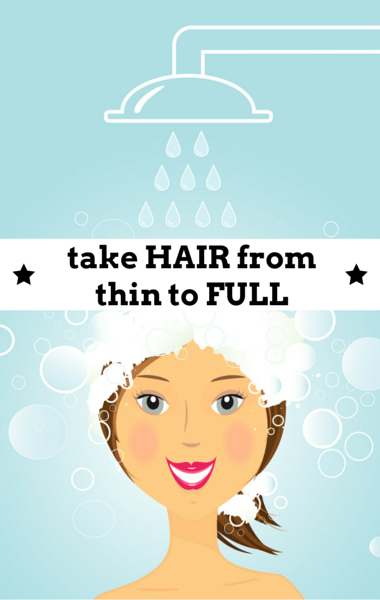 """Dr Oz: Thinning Hair Tips + Oil """"Pre-poo"""" & Colored Powder"""