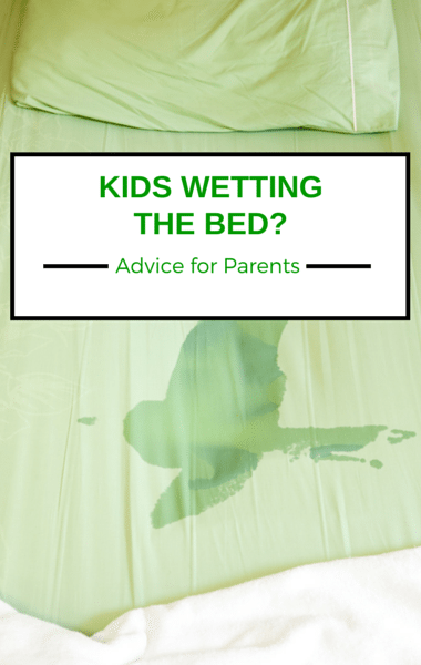 Drs: Fake Urine For Drug Tests + Parenting Tips For Bedwetting