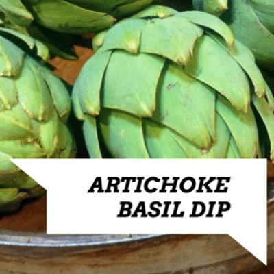 The Drs: Healthy Comfort Food + Artichoke-Basil Dip Recipe