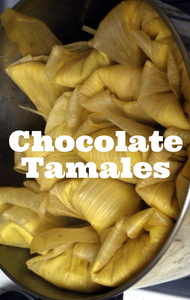 Dr Oz: Angie Martinez Spicy Dark-Chocolate Tamales Recipe