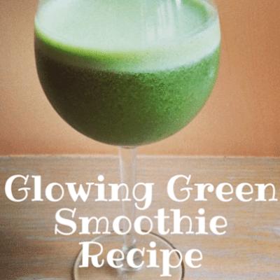 glowing-green-