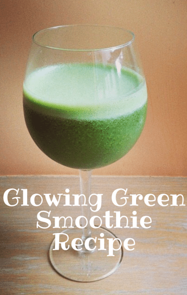 Dr Oz: One-Day Cleanse + Glowing Green Smoothie Recipe