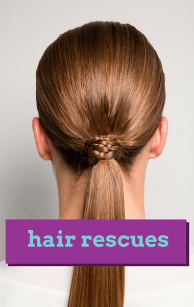 Drs: Hairstyles For Thicker Hair + Broken Collarbone Procedure