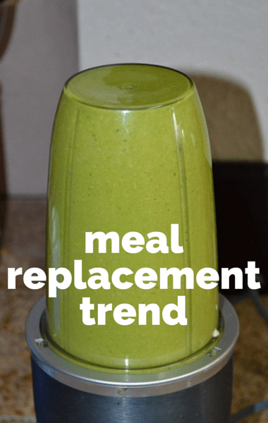 Dr Oz: Are Meal Replacement Drinks Safe? + Effective Weight Loss