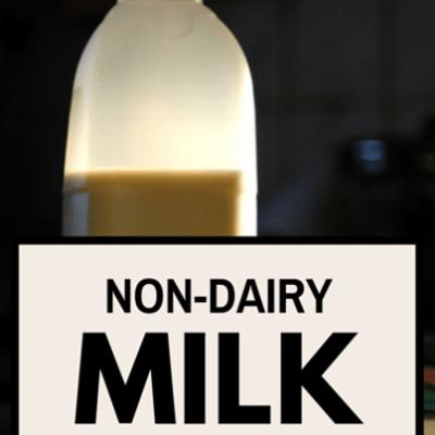 Dr Oz: Best Tasting Non-Dairy Milk & Sneeze Caused By Allergies?