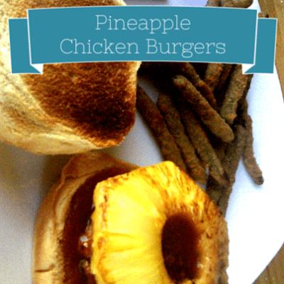The Doctors: Healthy Hawaiian Chicken Burger Recipe