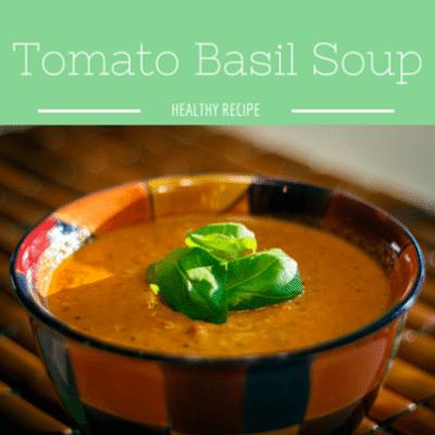 Dr Oz: Healthy Salad Dressing + Tomato & Basil Vegan Soup