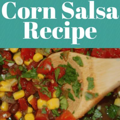 Dr Oz: Summer Slim Down + Corn Salsa Recipe & Grilled Fruit